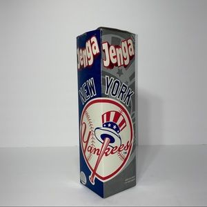 Jenga-NY-Yankees Collectors Edition